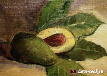 Авокадо Ирины Климовской