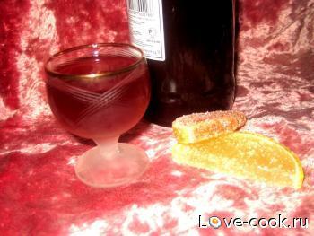 Виноградный ликёр