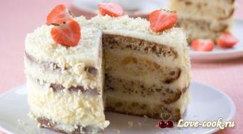 Торт Бердянский